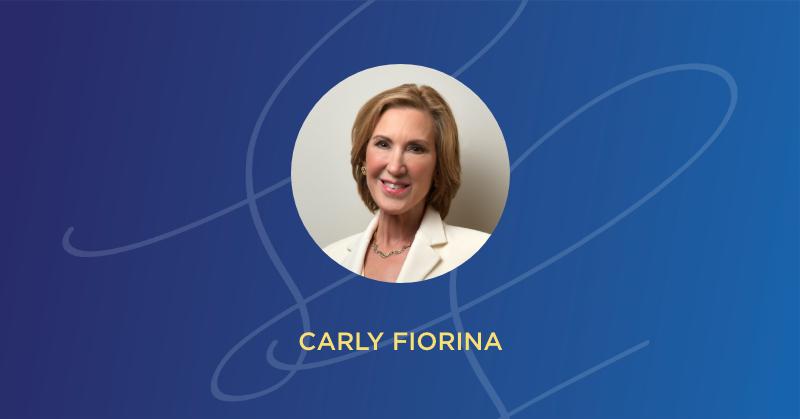 Carley Fiorina
