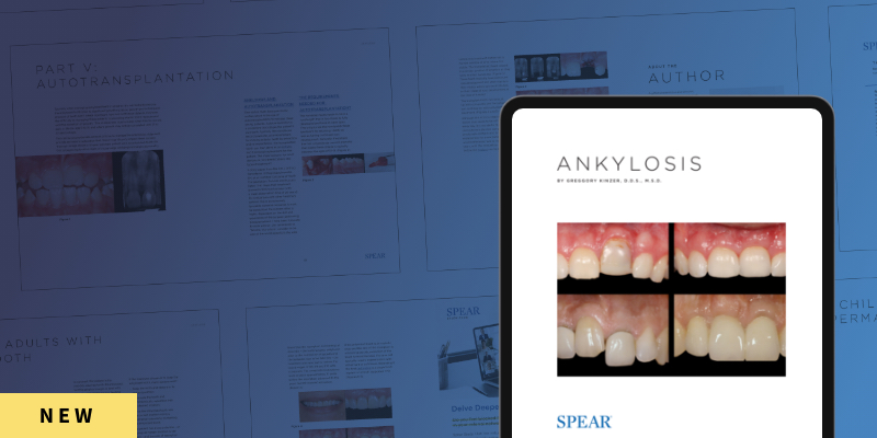 New Ankylosis Ebook
