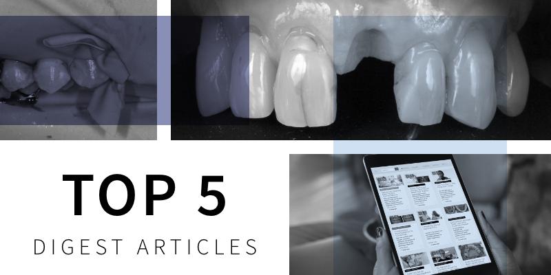Top Five Dental Articles