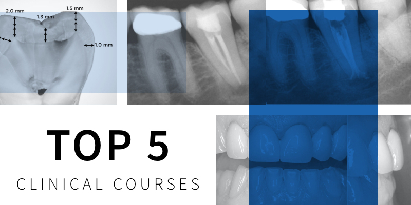 Top 5 Clinical Courses